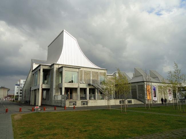 Центр Утцона. Фото: Daderot via Wikimedia Commons. Фото находится в общем доступе
