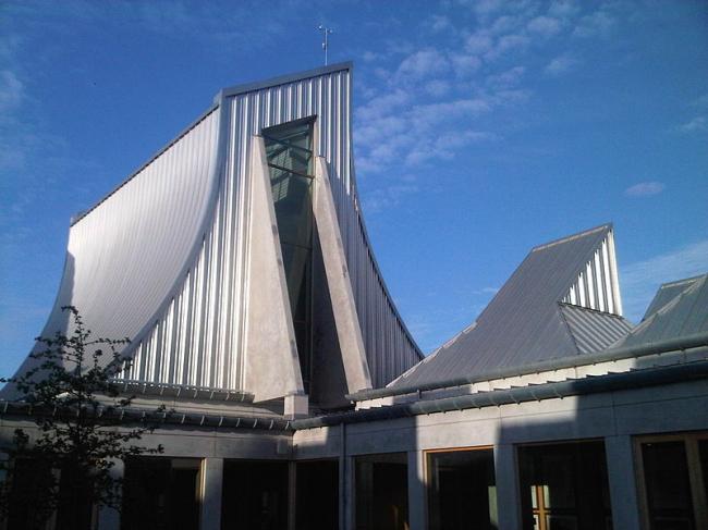 Центр Утцона. Фото: Mike Johnson via Wikimedia Commons. Лицензия CC BY 2.0