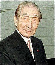 Скончался Кензо Танге