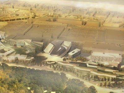 Кампус Венского экономического университета