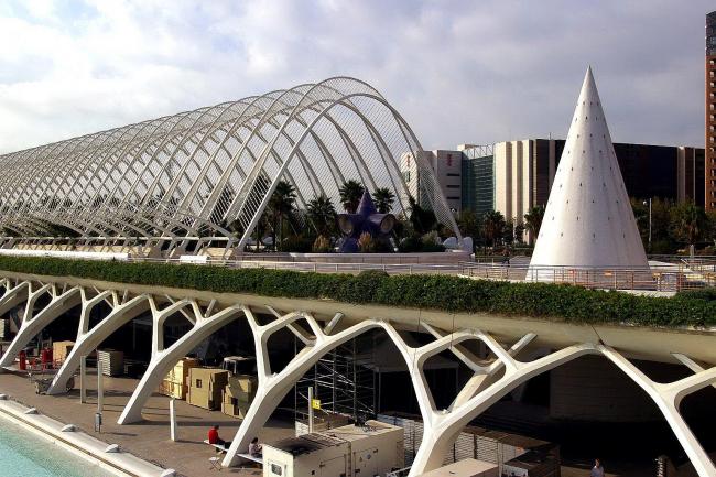 Valencia, Ciudad de las Artes y las Ciencias
