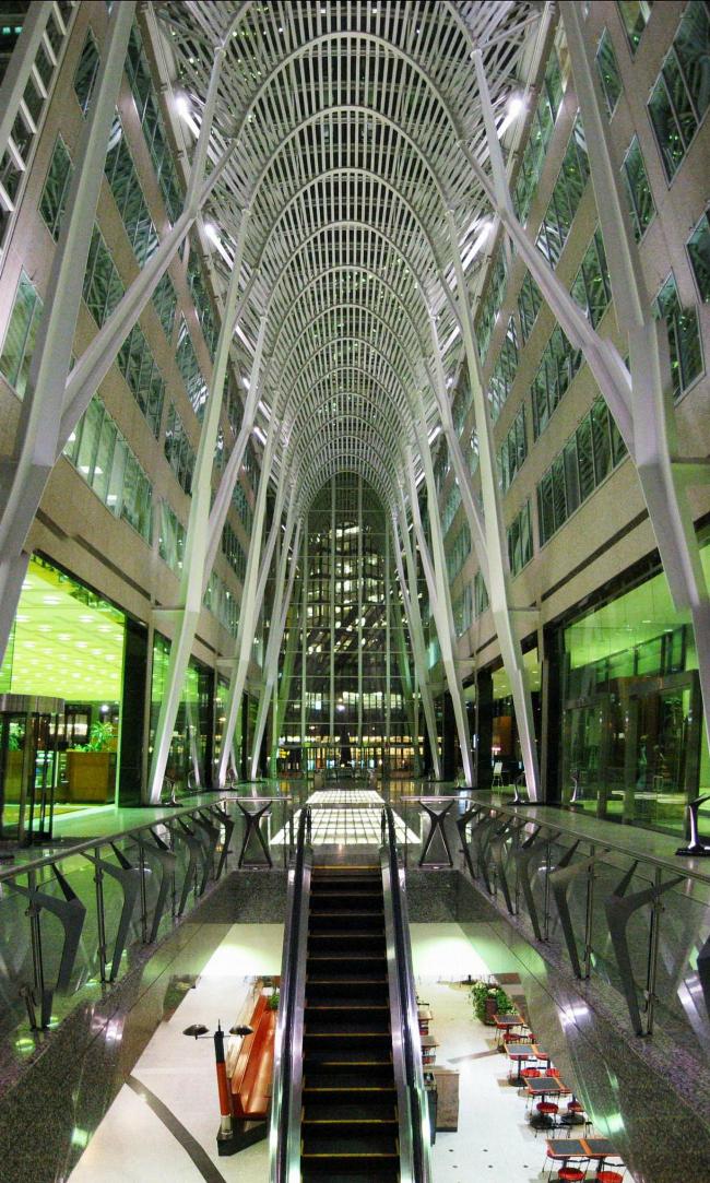 BCE Place Galleria, Toronto