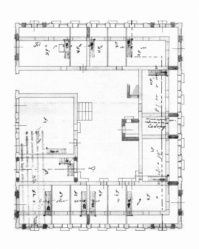 10-1 и первый этаж