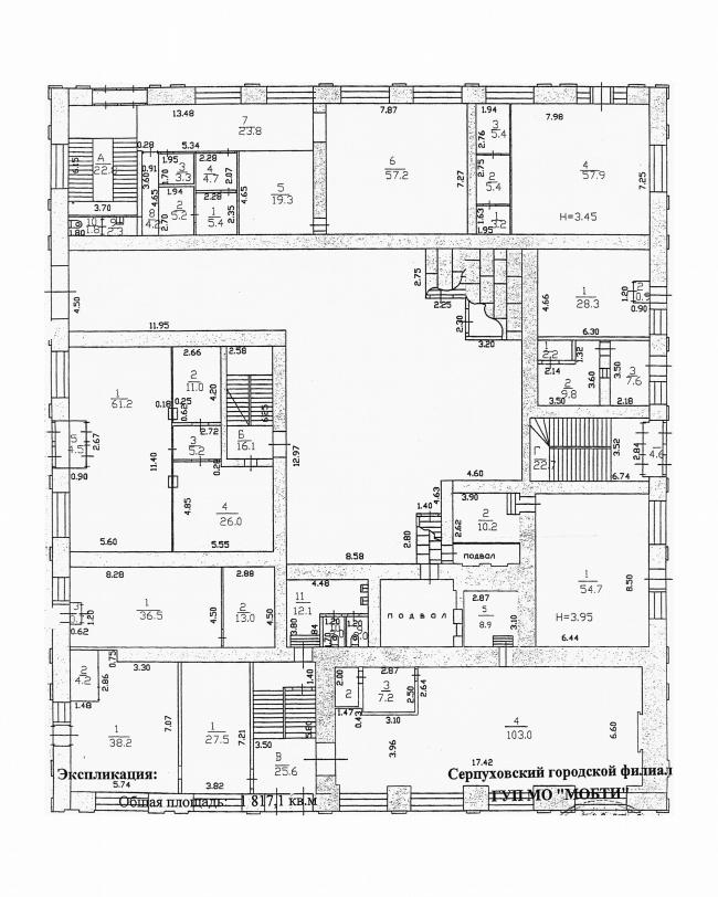 10-3-1 этаж