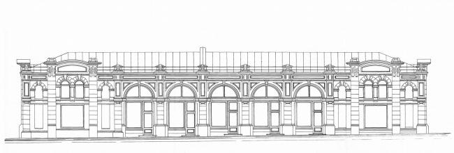 Фасад архтектора Аппельрота