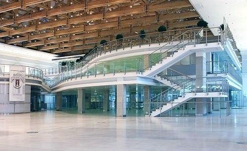 Реконструкция здания Московского Манежа © Мастерская Павла Андреева, 2004-2005