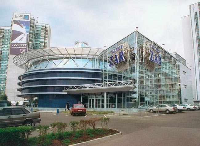 Торговый центр «Галерея ZAR» © ГУП МНИИП «Моспроект-4»