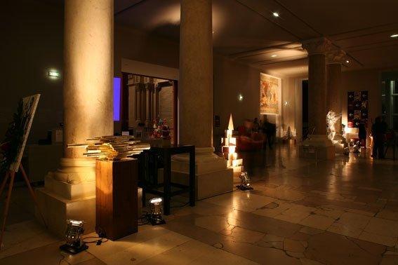 Вид экспозиции в Центре архитектуры и наследия