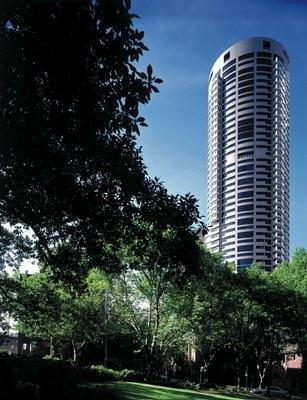 Гарри Сейдлер. Cove Apartments в Сиднее