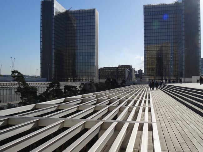 Национальная библиотека Франции. Фото via maxpixel.freegreatpicture.com. Фото находится в общем доступе