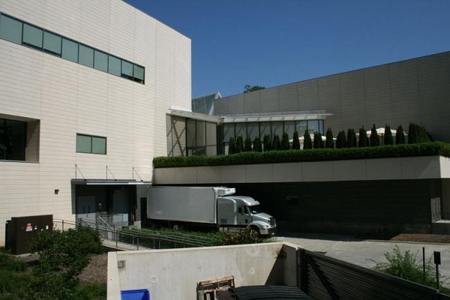 Музей искусств Нэшера в Университете Дюка. Фото: Ildar Sagdejev via Wikimedia Commons. Лицензия GNU Free Documentation License, Version 1.2