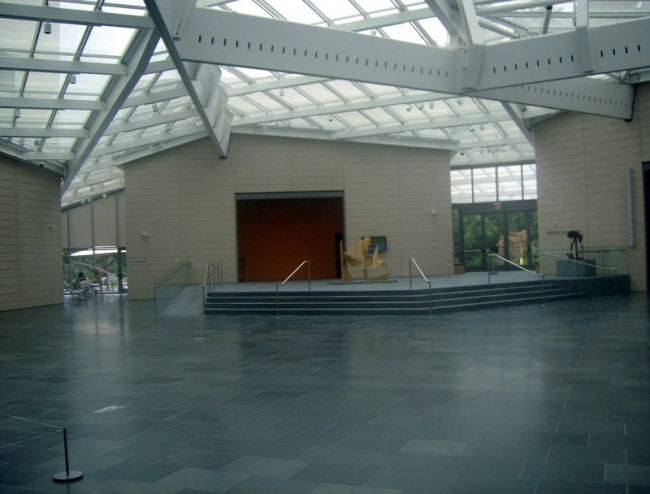 Музей искусств Нэшера в Университете Дюка. Фото: Joe Wolf via flickr.com. Лицензия CC BY-ND 2.0