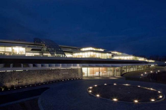 Исследовательский кампус Джанелиа Фарм Медицинского института Говарда Хьюза © Viñoly