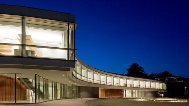 Научный и вычислительный центр Бард-колледжа © Viñoly