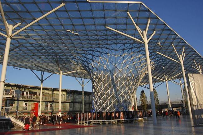Открылся комплекс Новой Ярмарки в Милане. Фото: via Wikimedia Commons. Лицензия CC BY-SA 3.0