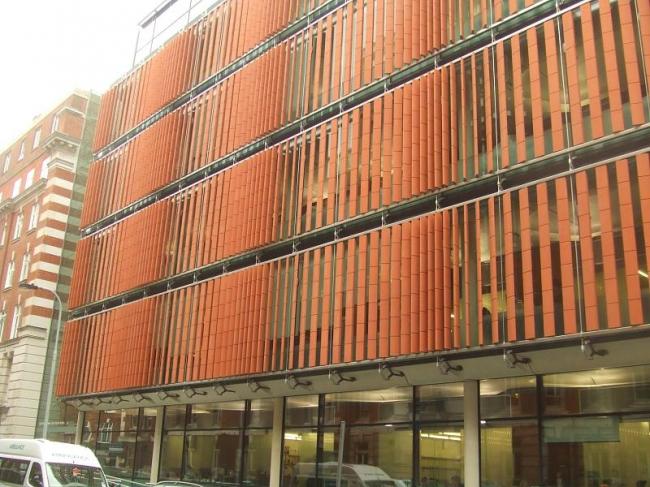 Корпус Пола О'Гормана Института изучения рака Лондонского университета. Фото: Matt Brown via flickr.com. Лицензия CC BY 2.0