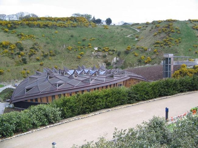 Образовательный центр «Ядро». Фото: User:A1personage via Wikimedia Commons. Фото находится в общем доступе