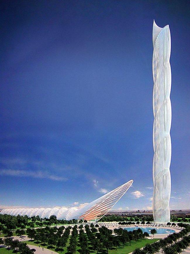 Башня Торре дель Аве