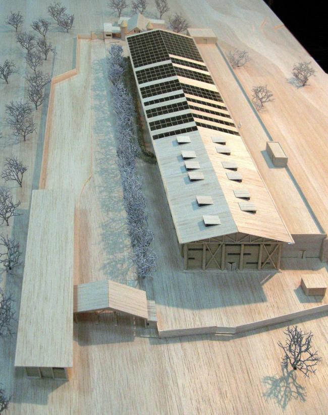 Николай Лызлов. Конноспортивный комплекс с гостиницей, курорт «Пирогово». 1 премия «Архновации» за проект