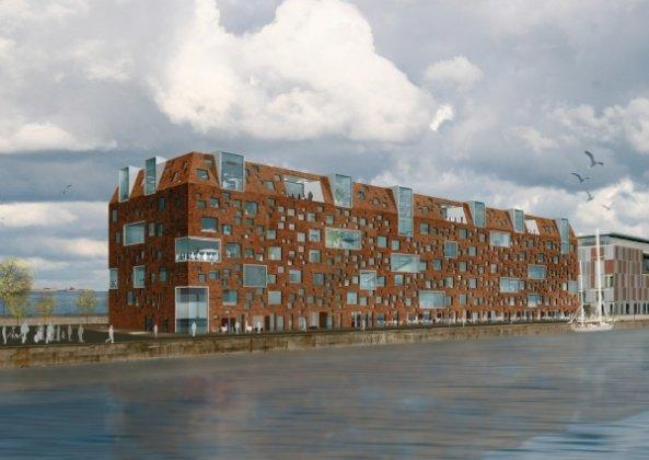 Проект Lundgaard & Tranberg