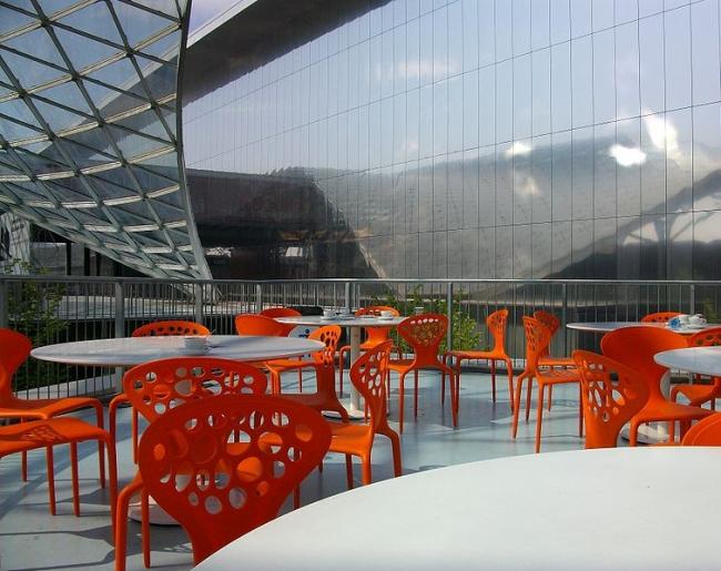 Открылся комплекс Новой Ярмарки в Милане. Фото: böhringer friedrich via Wikimedia Commons. Лицензия CC-BY-SA-2.5