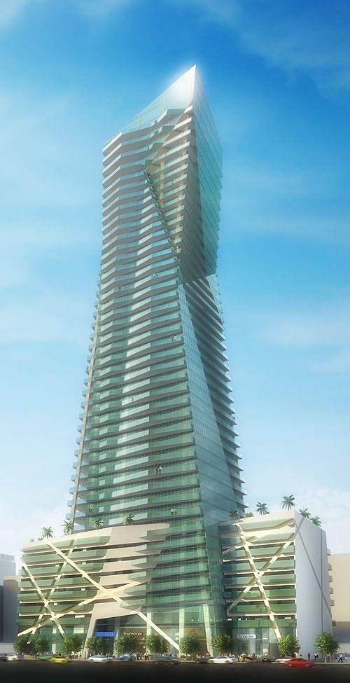 Башня CAAM