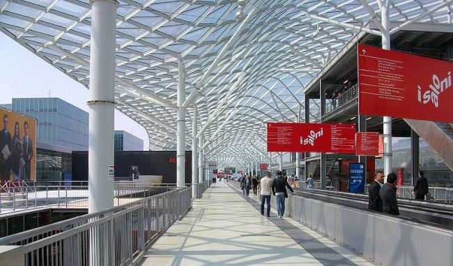 Открылся комплекс Новой Ярмарки в Милане. Фото: böhringer friedrich via Wikimedia Commons. Лицензия  CC-BY-SA-3.0