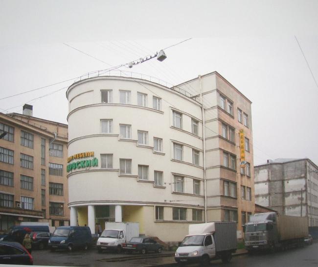 Дом технической учебы. Санкт-Петербург