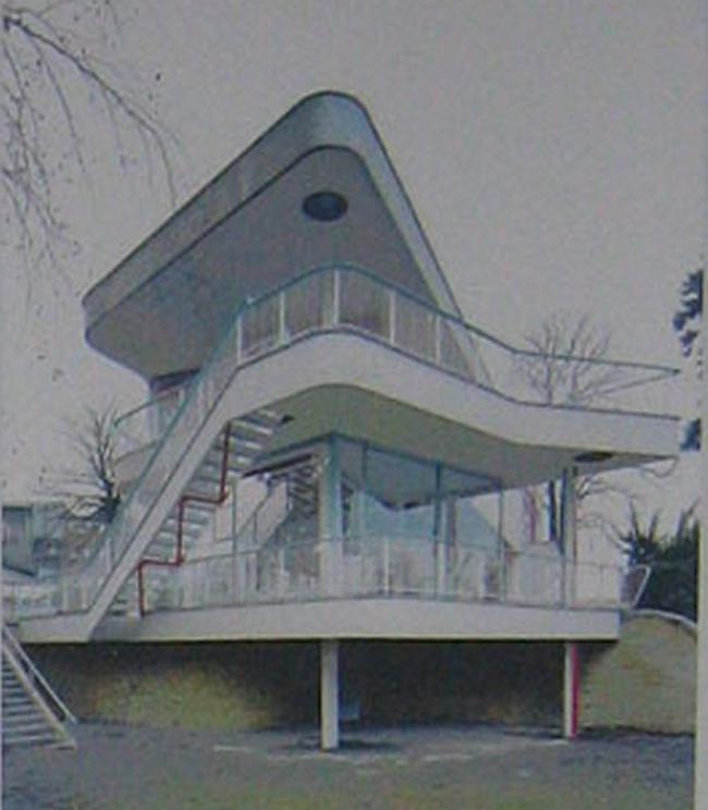 Дом Шминке. Лебау