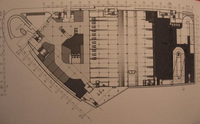 Торгово-развлекательный комплекс «Щука» © Архитектурная мастерская «Группа АБВ»