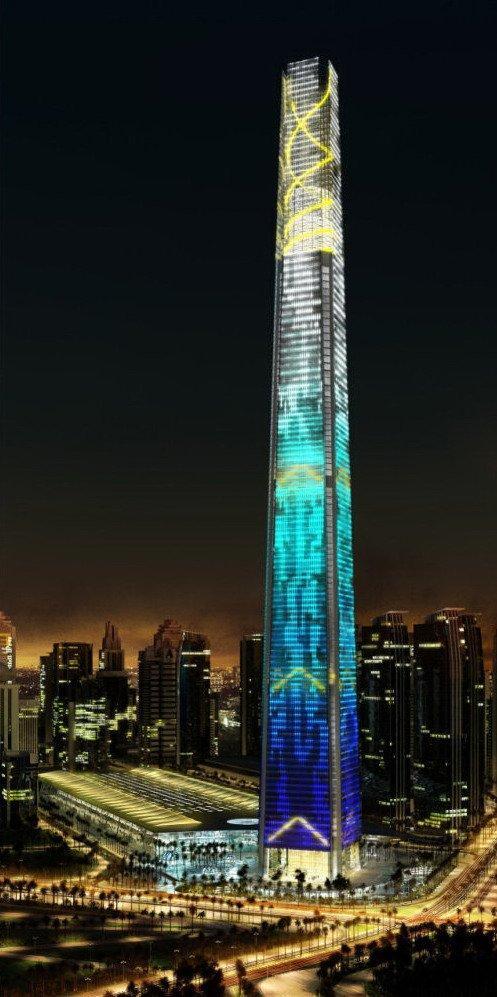 Конгресс-центр Дохи