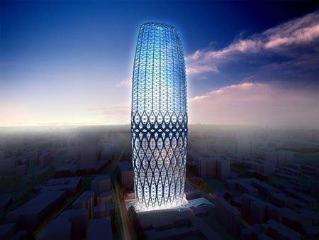 Башня Доробани