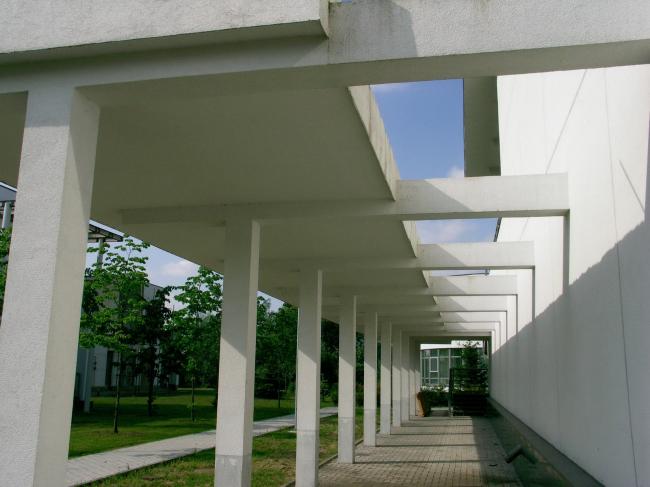 Спортивный комплекс с временным проживанием в Татаровской пойме © ТПО «Резерв»