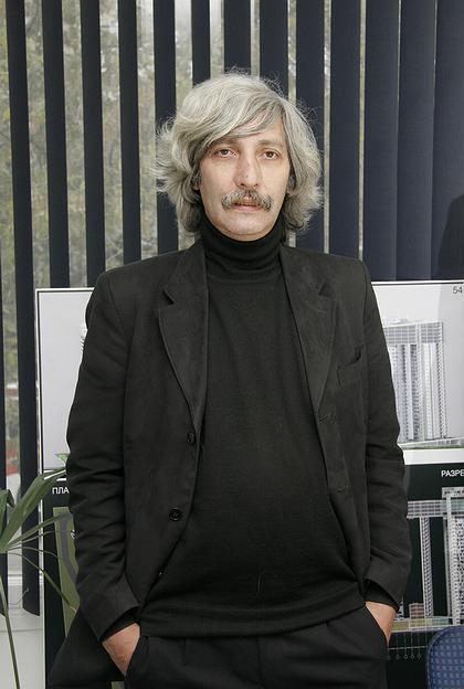 Михаил Хазанов. Фото  Владимир Куприянов. Копирайт ARX.