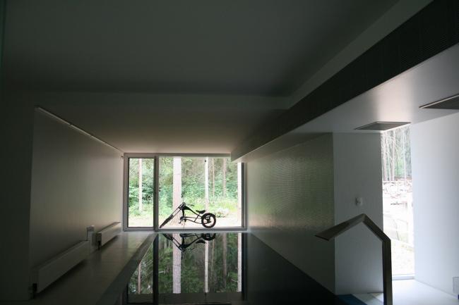 Частный жилой дом на Николиной горе © ТПО «Резерв»