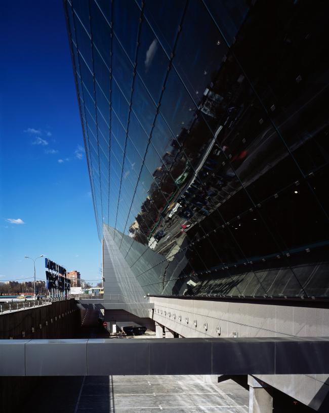 Торговый комплекс «Квадро» © ТПО «Резерв»
