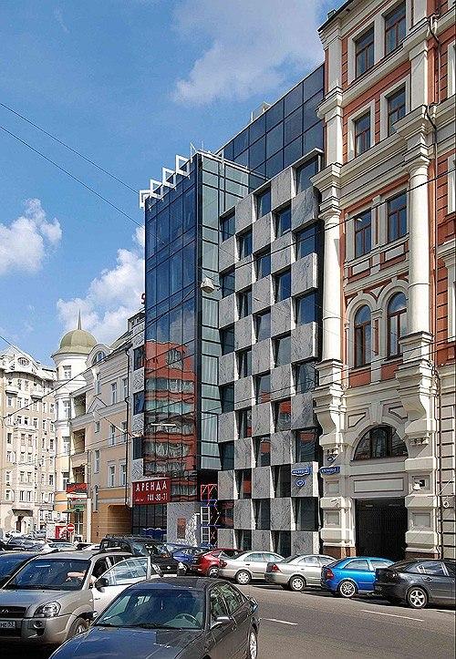 Бизнес-центр «Пульман». Фотография © Илья Иванов