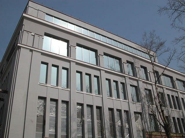 Торгово-офисный комплекс «Знаменка», 1-я очередь © Попов и архитекторы
