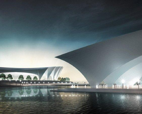 Шанхайский центр водных видов спорта
