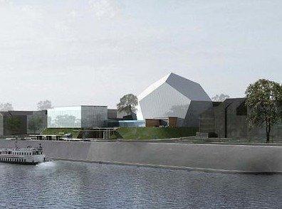 Арата Исодзаки. Проект «Рейнский кристалл»