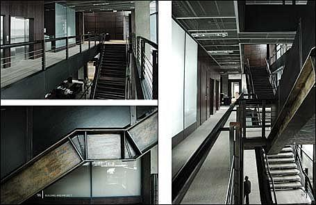 Разворот книги КD | 1998–2008 | BUILDING & PROJECTS. Tatlin, Екатеринбург, 2008.