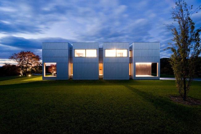 Вилла Цай © HHF Architects