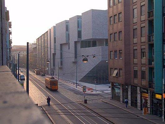 Grafton. Учебный корпус Университета Луиджи Боккони в Милане