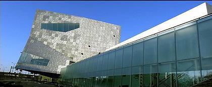Новый облик для прогрессивного музея