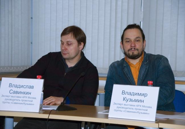 Владислав Савинкин и Владимир Кузьмин. Фото Елены Петуховой