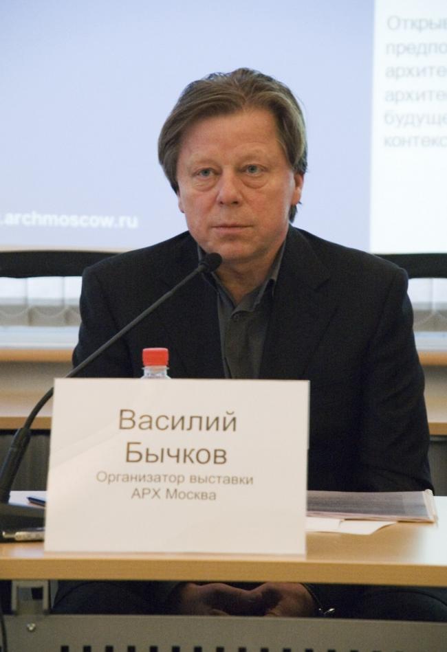 Василий Бычков. Фото Елены Петуховой