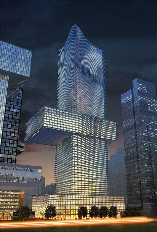 Штаб-квартира China Insurance Group
