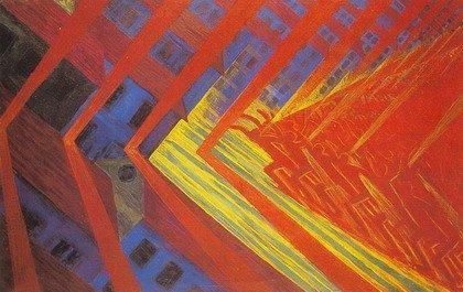Луиджи Руссоло. Восстание. 1911