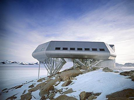 Cтанция «Принцесса Элизабет – Антарктика»