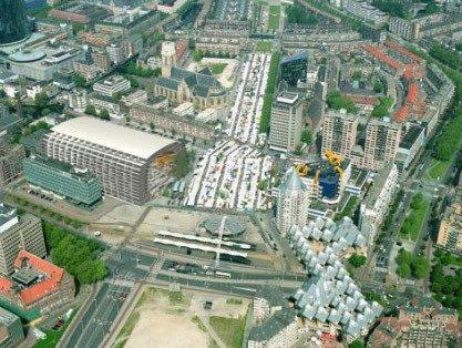 Комплекс Markthal